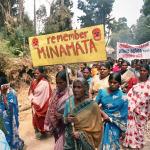Protesters in Kodaikanal highlight the UN's Minamata Convention on Mercury